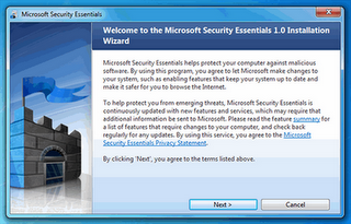 Microsoft Security Essential II